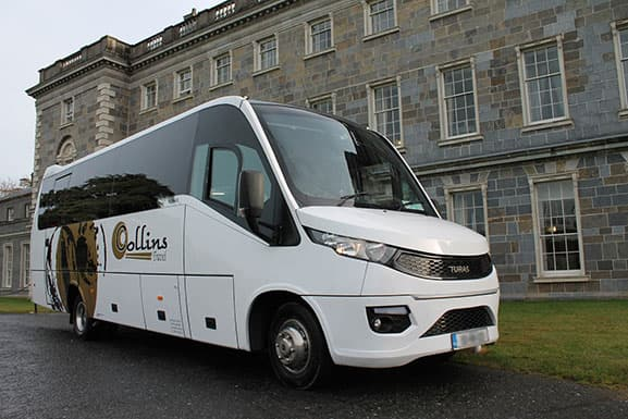Dublin Executive Coach Hire